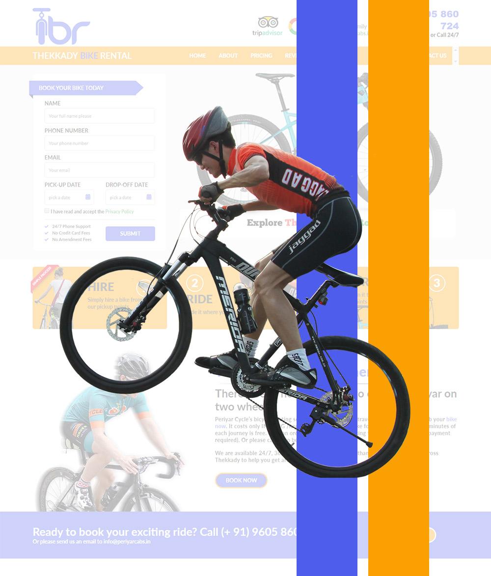 Web template design TBR