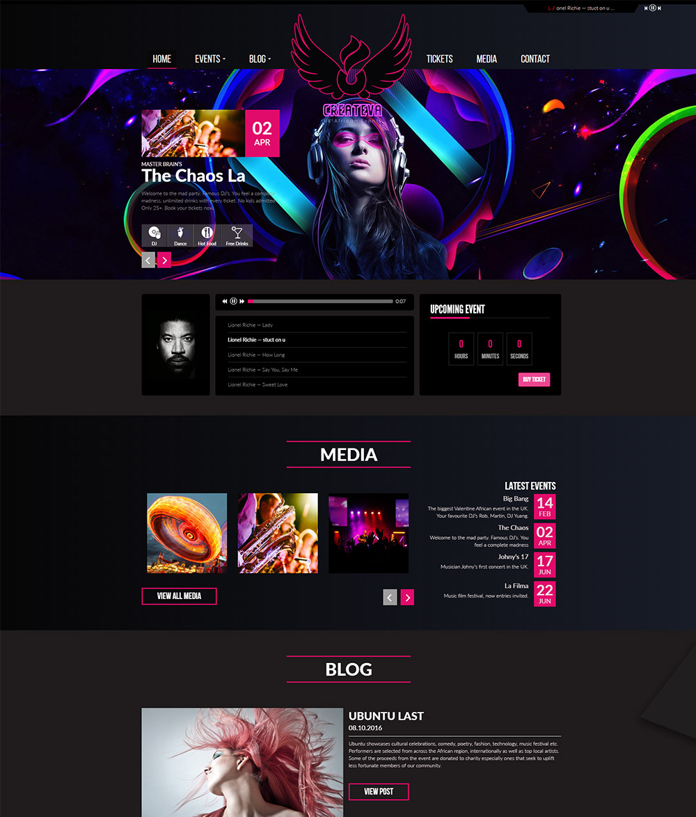 Createva Web Design