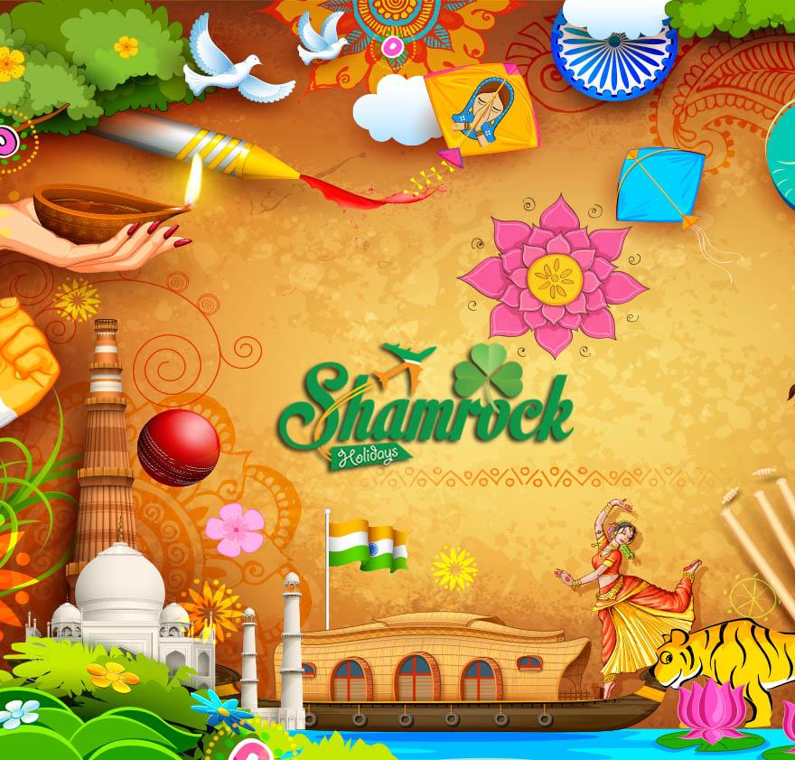 Shamrock Holidays Website